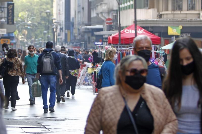 Estado teve aumento de 15,42% nas contaminações de uma semana para a outra