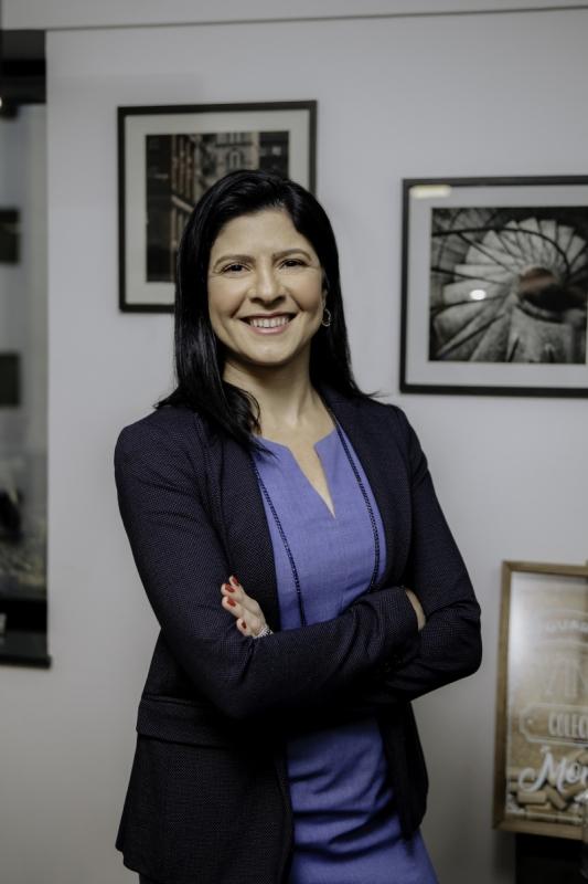 Ale Boiani, CEO, fundadora e Sócia do 360iGroup