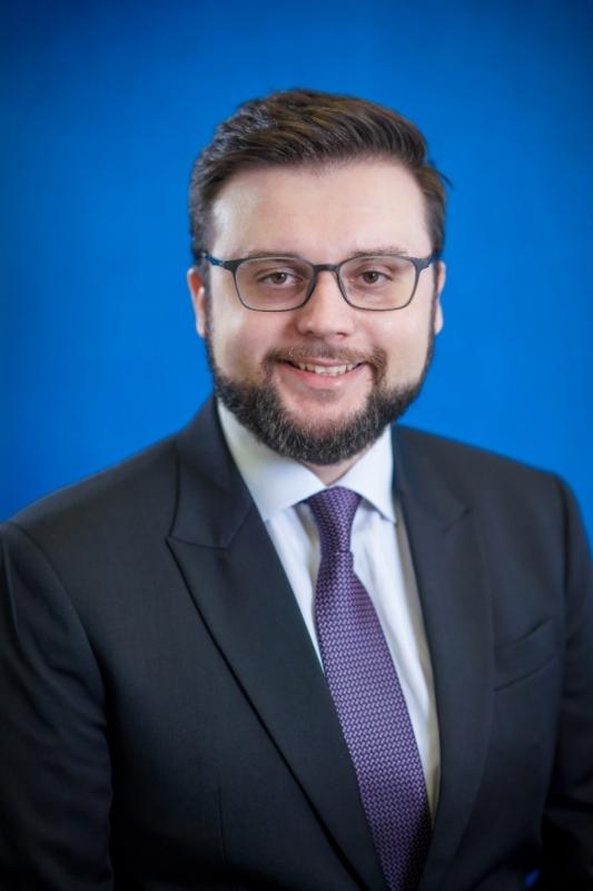 Diego Gemniczak - comitê de Auditoria Independente do CRCRS