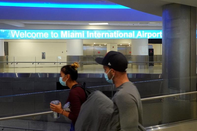 Companhias aéreas foram informadas sobre as novas regras para que pudessem atualizar seus sistemas de informações