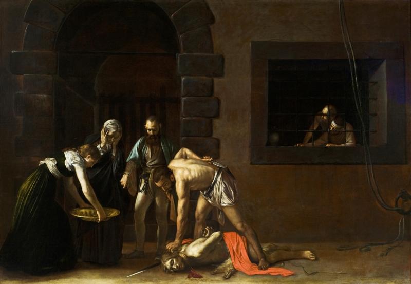 Autor de obras como 'Decapitação de João Batista', pintor italiano teve carreira genial, mas marcada por polêmicas