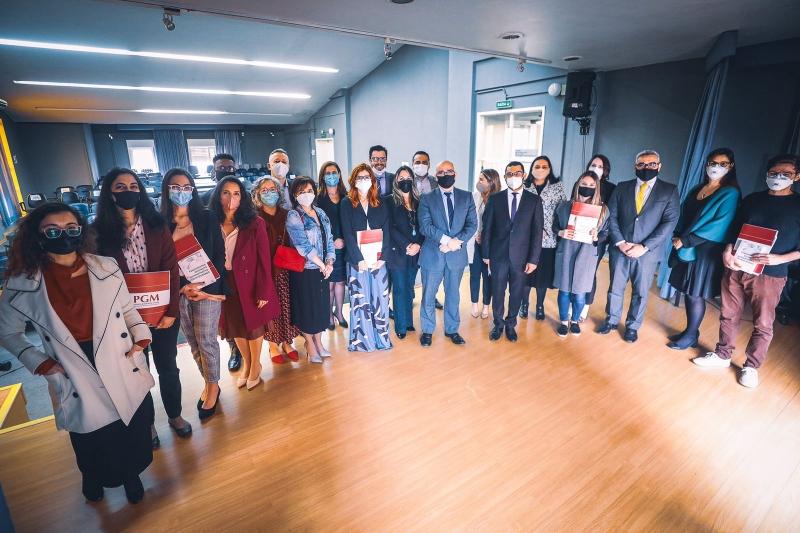 Os primeiros sete residentes jurídicos foram recebidos na segunda-feira (4), na PGM