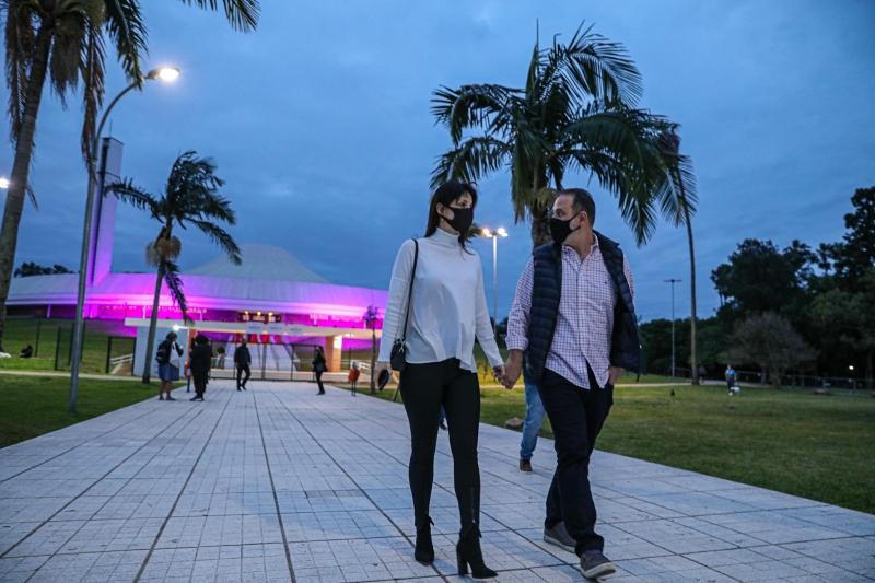 Opinião Produtora, responsável pela concessão junto à prefeitura de Porto Alegre, realizou reforma do espaço