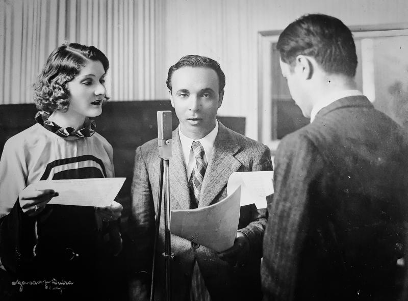 Nos anos 1930, Pery Borges e Estelita Bell fizeram enorme sucesso com o Teatro Farroupilha