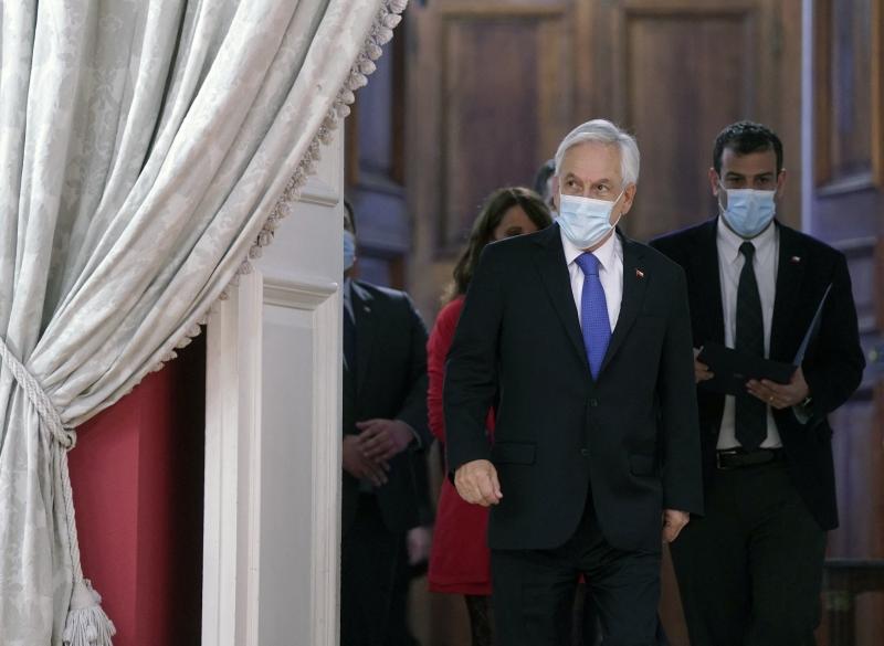 Julgamento político Sebastian Piñera pode ter início já nesta quarta-feira (13)
