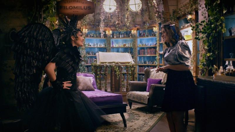 'Vlog da Berê - a fantástica farmácia de Ondion' tem cenário inédito nos novos episódios
