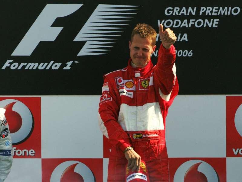 No último dia 29 de dezembro, completou-se sete anos do acidente de esqui sofrido por Schumacher
