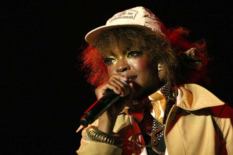 Diva do soul mundial, Lauryn Hill se apresenta no Pepsi on Stage