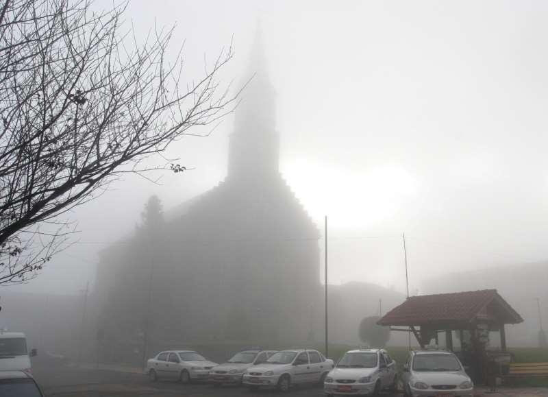 Acumulados mais expressivos de chuva devem ser registrados na Serra gaúcha