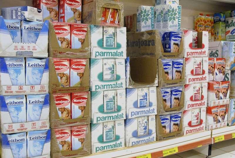 Mercado lácteo ainda é muito concentrado no produto UHT