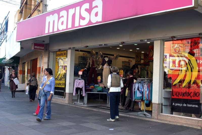 Em nove meses, a receita da Marisa chegou a R$ 2,040 bilhões