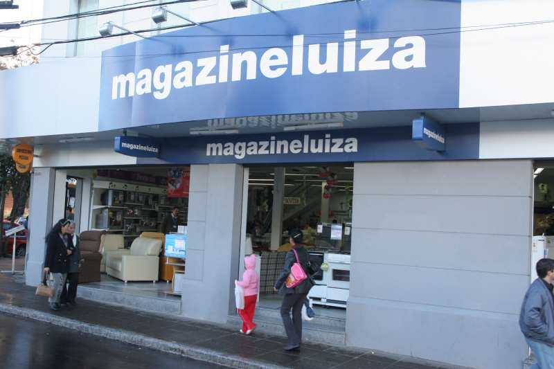 Magazine Luiza cresceu 37,8% na comparação anual