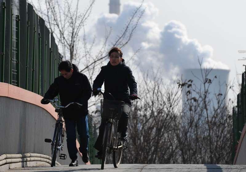 Atualmente, a China é o maior emissor de carbono do mundo
