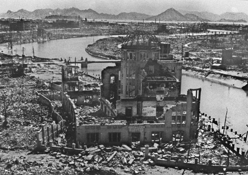 Pelo menos 70 mil pessoas morreram imediatamente após lançamento do artefato na cidade japonesa