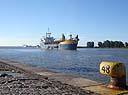 Dragagem no porto do Rio Grande tem aval