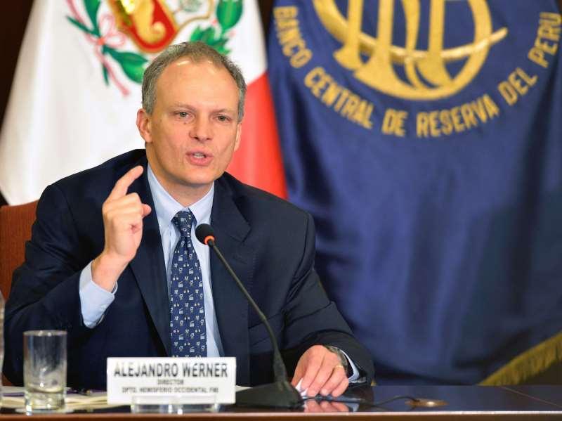 Alejandro Werner vê mudanças com queda da inflação, melhora do consumo e câmbio