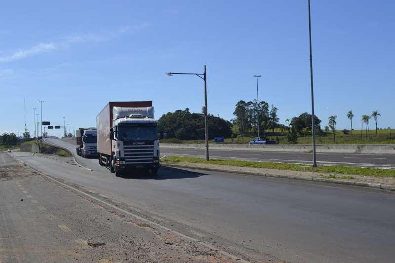 Posto fiscal localizado em Torres concentrou uma parte da equipe da Receita Estadual nesta quinta-feira