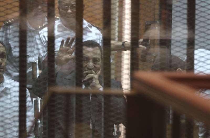 Mubarak, de 88 anos, foi absolvido no caso do assassinato de 239 manifestantes