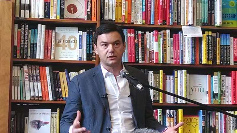 THOMAS PIKETTY CRÉDITO SUE GARDNER