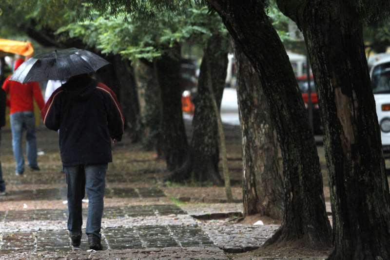 Previsão é de que a chuva retorno ao Estado na quarta-feira, com queda das temperaturas