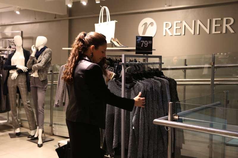 Receita com vendas de mercadorias atingiu R$ 1,711 bilhão, o que representa um incremento de 13,1%