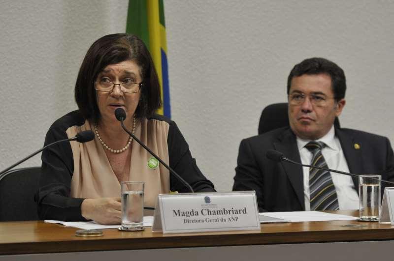 Magda defende uma maior atuação do TCU
