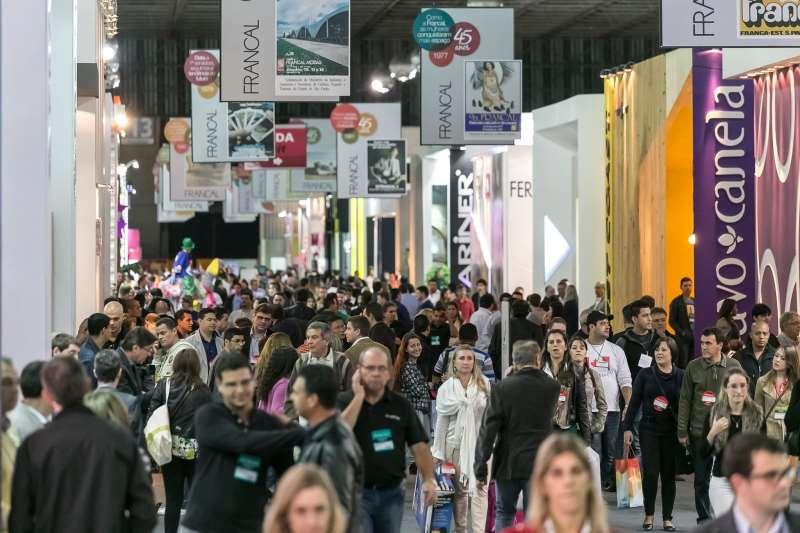 Francal, em São Paulo, é uma das feiras que receberá estande coletivo de empresas gaúchas