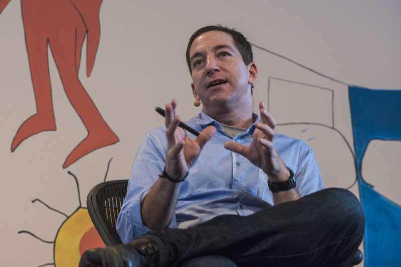 Suposta investigação sobre Glenn Greenwald pode evidenciar uma retaliação às matérias do The Intercept