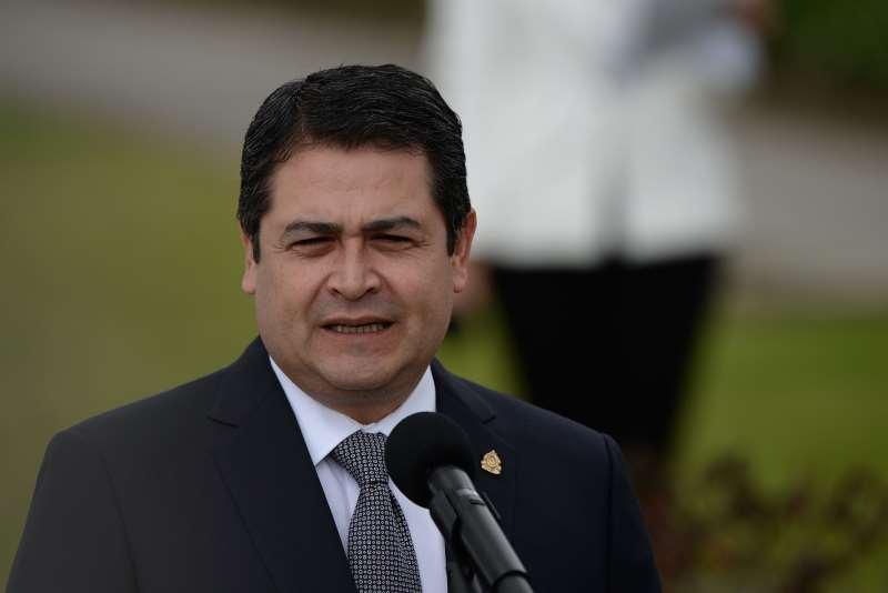 Líder de Hondruas, Juan Orlando Hernández, prometeu mudar a embaixada em Israel para Jerusalém