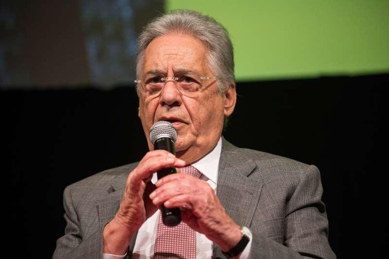 Fernando Henrique Cardoso deu um conselho para o Bolsonaro