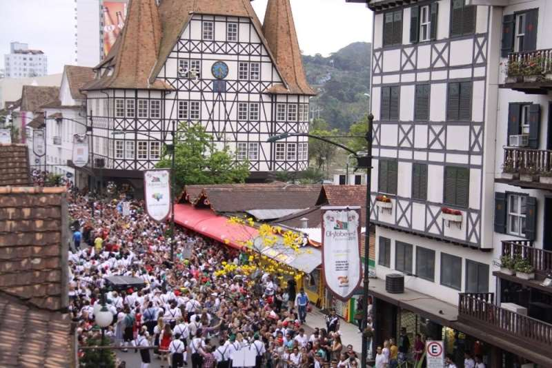 Desde 1984, esse será o primeiro ano sem a Oktoberfest na Vila Germânica