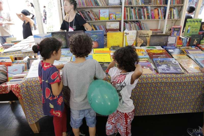 Público infantojuvenil conta com diversas atrações no evento literário