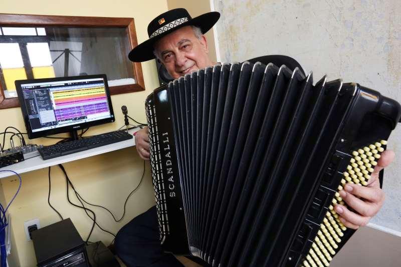 Hoje com 66 anos, Luiz Carlos Borges tem trajetória identificada com a Região das Missões