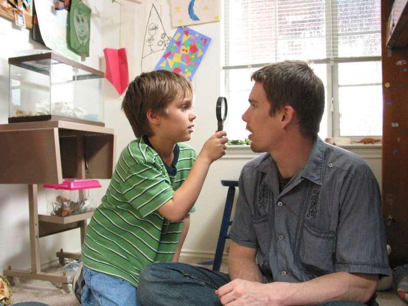 Boyhood - da infância à juventude integra grade do Cine Caramelo
