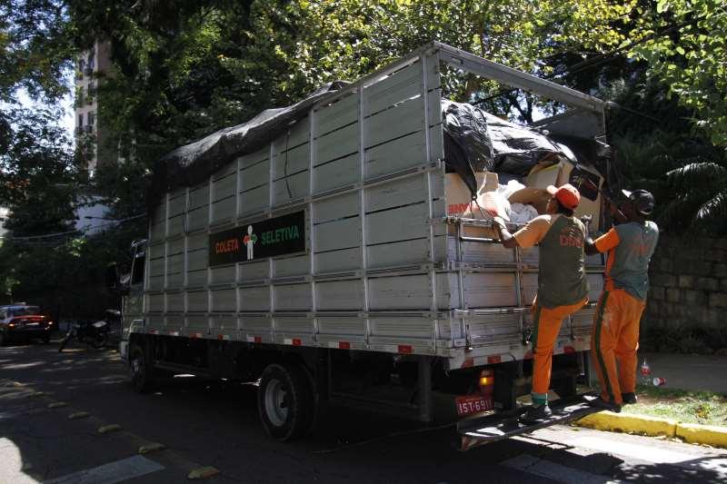 Edital trata da contratação de empresa ou consórcio para o serviço de coleta de resíduos na Capital