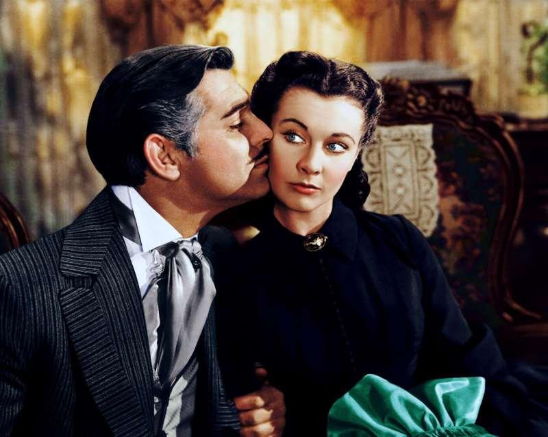 Trechos do filme 'E o vento levou' integram mostra 'A era de ouro do cinema: anos 1930 e 1940'