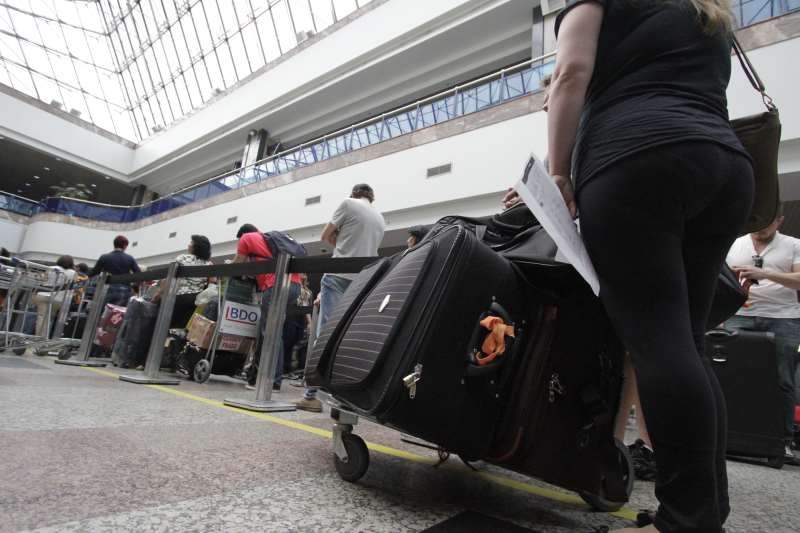 Fim da franquia gratuita de bagagem para os passageiros é criticada