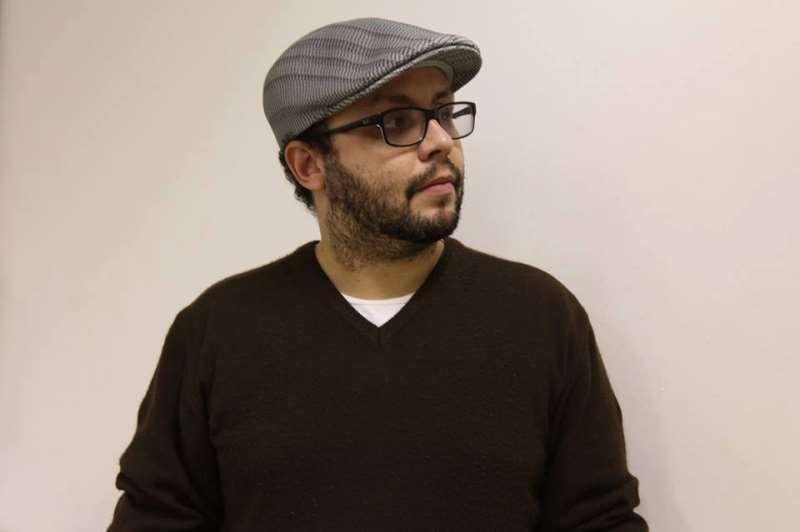 Professor de Literatura Brasileira na Ufrgs, Guto Leite é autor de seis livros de poesia