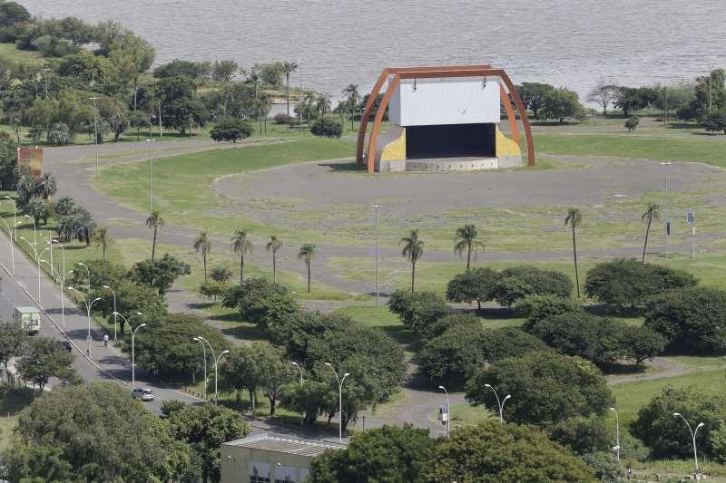 Anfiteatro fica a dois quilômetros da sede do TRF-4 e será palco de vigília na véspera do julgamento