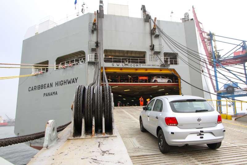 Acordos internacionais favoreceram a alta nos embarques de veículos
