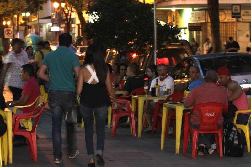 Faturamento cresceu 20% em alguns estabelecimentos de Porto Alegre