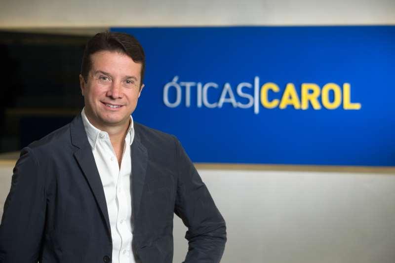 EXPOABIÓPTICA RONALDO PEREIRA, CEO ÓTICAS CAROL CRÉDITO ÓTICAS CAROL DIVULGAÇÃO JC