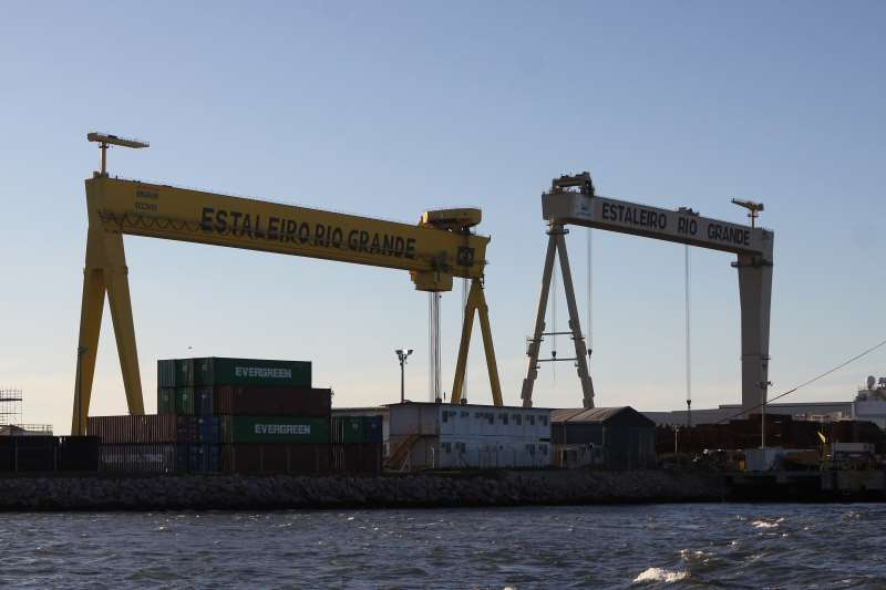 Petrobras descontinuou encomendas feitas ao complexo da Ecovix