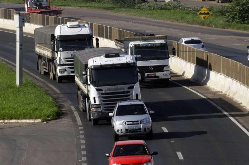 Em agosto, houve alta de 3% na atividade de transportes
