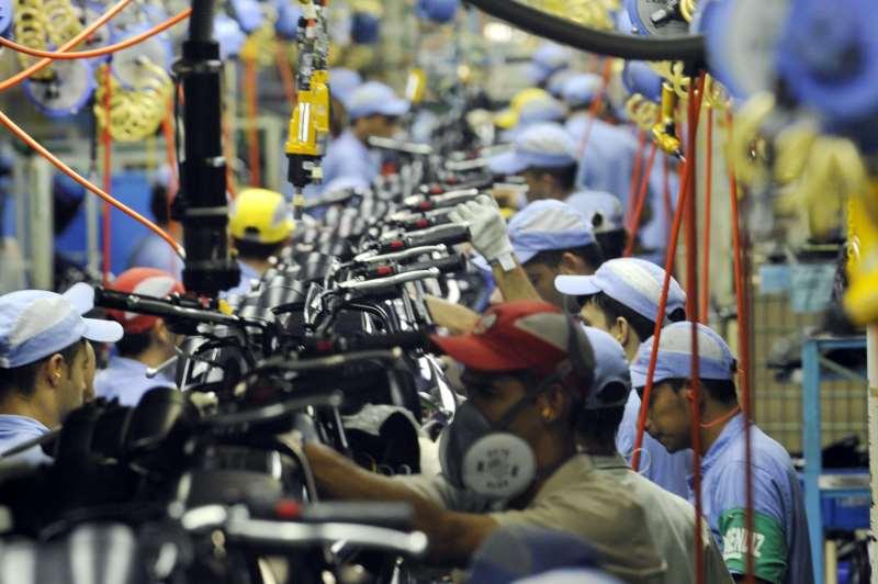 Preços dos produtos industriais no atacado aumentam 0,34%