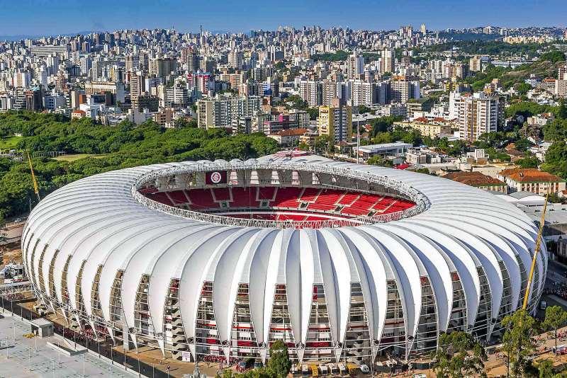 ESTÁDIO BEIRA-RIO. FOTO VITOR KALSING - DIVULGAÇÃO PMPA
