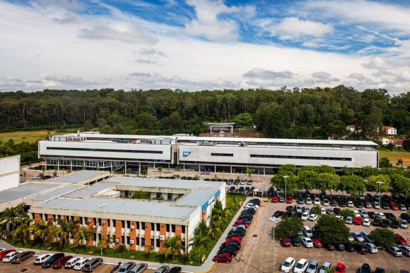 SAP Next-Gen está instalado dentro do Parque Tecnológico da Unisinos, em São Leopoldo