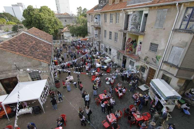 Espaço cultural Vila Flores vai abrigar diversas atrações