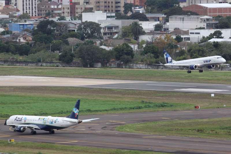 Ampliação é essencial para atrair aviões de maior porte ao aeroporto