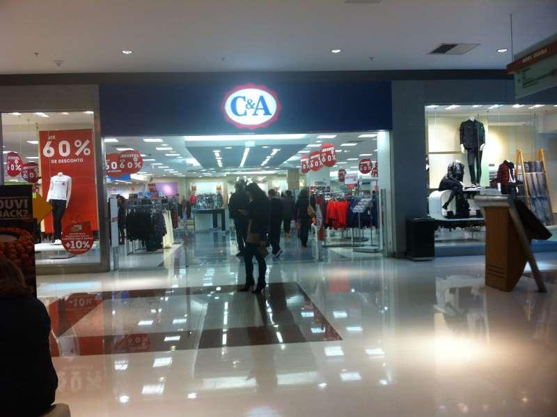 C&A, âncora do BarraShoppingSul, anunciou sua saída do centro de compras em julho de 2015